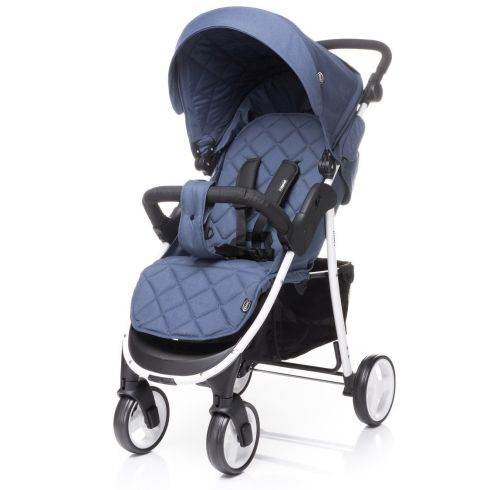 4Baby wózek spacerowy Rapid 2019 Navy Blue