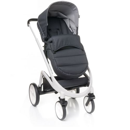 4Baby Wózek głęboko-spacerow 2 w 1 Cosmo Navy Blue